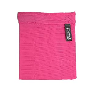 Phubby SPORT - The Wrist Cubby / Arm Wallet-Pink Large