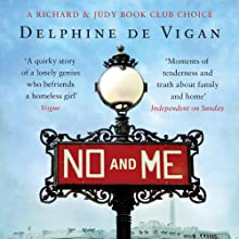 No and Me | Livre audio Auteur(s) : Delphine de Vigan Narrateur(s) : Serra Hirsch