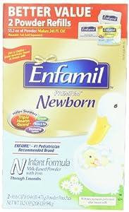 (大将)美赞臣金樽 Enfamil Premium Refill Newborn 新生婴儿奶粉1kg超值装 $34.13