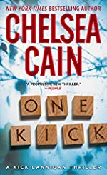 One Kick: A Novel (Kick Lannigan Book 1)