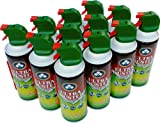 ULTRA Duster Brand Canned Air Duster Net 8 Oz in Case of 12 Pack