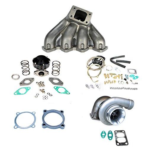 все цены на  Rev9Power Rev9_TCK-025; Honda Civic B16 B18 GT35 Top Mount Turbo Set Up Kit  онлайн