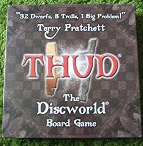Steam работилница :: THUD The discworld boardgame