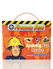 Fireman Sam Sticker Activity Pack