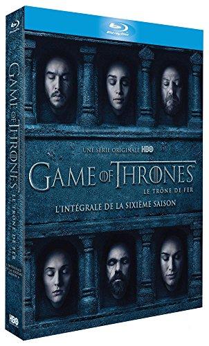 Game of Thrones - Saison 6 [Blu-ray] [Edizione: Francia]