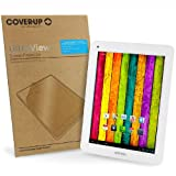 Cover-Up UltraView Archos 80 Titanium 8-inch Tablet Crystal Clear Invisible Screen Protector