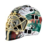 Franklin Sports NHL League Logo Minnesota Wild Mini Goalie Mask