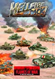 Hellfire and Back!: Early War Battles in North Africa, 1940-1941 (Flames of War)