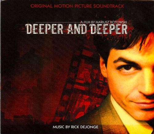 CD : DEEPER & DEEPER - Deeper & Deeper (original Soundtrack) (CD)