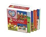 img - for Peanuts Miniature Holiday Box Set 4 Mini Books book / textbook / text book