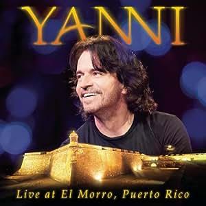 Yanni- Live From El Morro, Puerto Rico (CD/DVD Jewelcase)