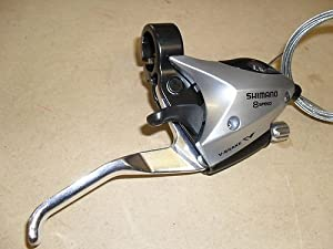 Shimano Gear + Brake Lever (RIGHT HAND ONLY) 8 Speed Rapidfire Shifter (Free UK Postage)