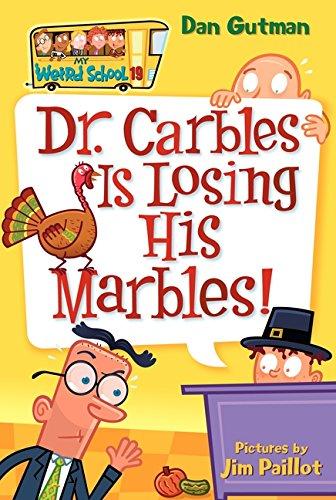 Dr. Carbles Is Losing His Marbles! (My Wierd School)