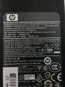 Hp Spare 285546-001 286755-001 432309-001 9155068 394224-001 393954-001 Ppp012l-s Pa-1900-08r1 90w Ac Power Cord Charger Adapter