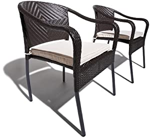 Wicker Patio Chairs Home Decor And Furniture Deals