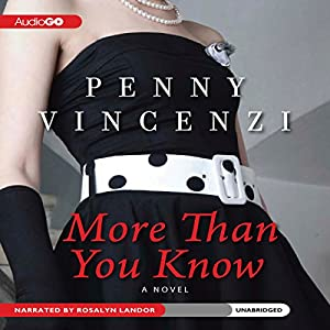 More Than You Know Audiobook