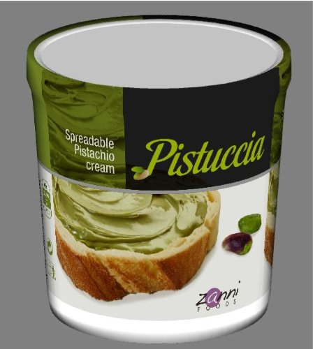 Pistuccia- Bronte Pistachio Cream Spread Imported From Bronte 190 Grams