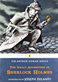 Arthur Conan Doyle The Great Adventures of Sherlock Holmes (Puffin Classics)
