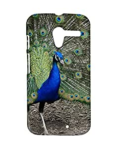 Mobifry Back case cover for Motorola Moto X 1st generation Mobile ( Printed design)