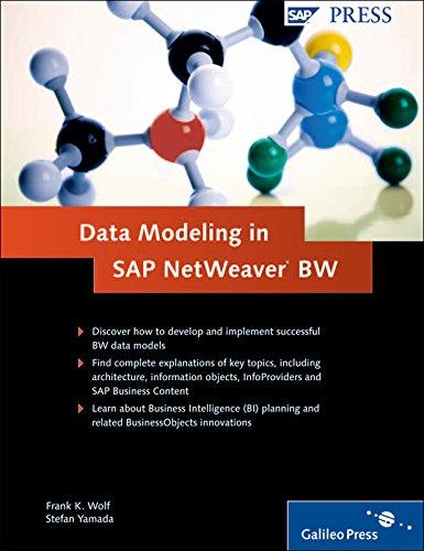 Data Modeling in SAP NetWeaver BW