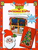 img - for Make It Now Christmas Crafts by Bee Gee Hazell (2000-05-03) book / textbook / text book