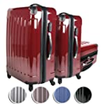 Vojagor� - Lot de 3 valises Trolley -...