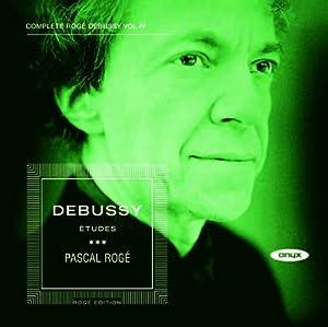 Debussy Piano Music Vol4 12 Etudes by ONYX