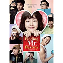 Finding Mr. Destiny (or Finding Kim Jong-wook)