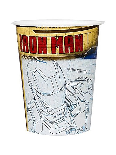 Iron Man 3 - 16 oz. Plastic Cup
