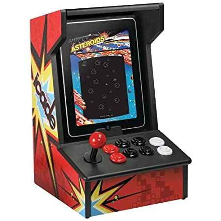 ION iCade Arcade Gaming Cabinet for iPad