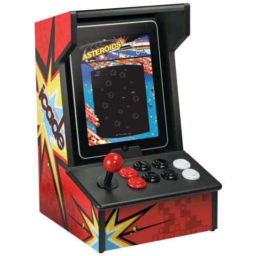 ION iCade Arcade Cabinet for all iPads