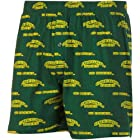 NCAA Oregon Ducks Prospect Allover Boxer Shorts - Green (XX-Large)