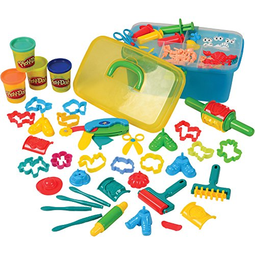Galleon Play Doh Clay Center With Storage Case