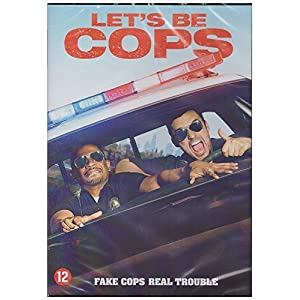 Let's Be Cops - Les Forces du Désordre [DVD]