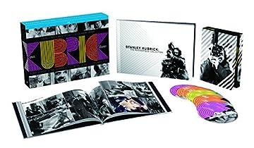 スタンリー・キューブリック マスターピース・コレクション(初回限定生産/9枚組) [Blu-ray]