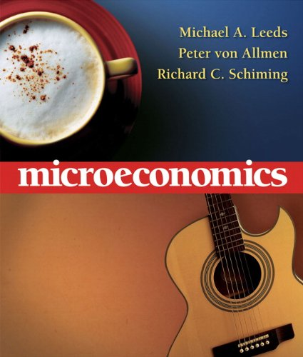 Microeconomics plus MyEconLab in CourseCompass plus eBook Student Access Kit