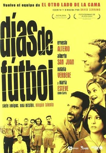 D僘s De F偀bol (Dvd Import) (European Format - Region 2) (2010) Alberto San Juan; Andres Lima; Diego Paris