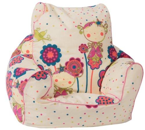 Knorr-baby 450109 - Kinder-Sitzsack - Blumenfee