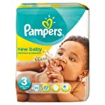 Pampers Windeln New Baby Gr.3 Midi 4-...