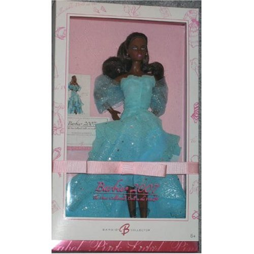 Barbie African American (AA) Robert Best 2007 Collector Edition Doll Picture