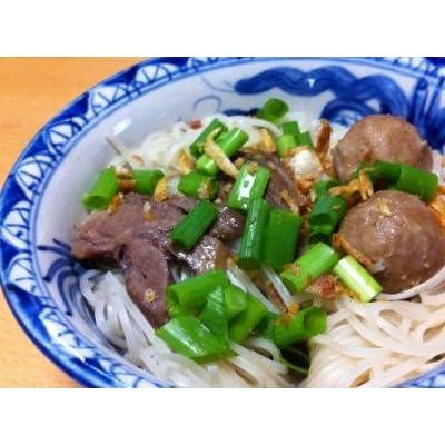 タイの屋台の味を再現クイッティオ・ルア 冷凍麺&スープセット