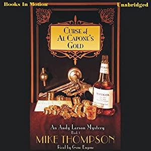 Curse of Al Capone's Gold Audiobook