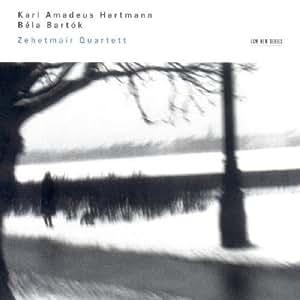 Hartmann: String Quartet No. 1 / Bartok: String Quartet No. 4