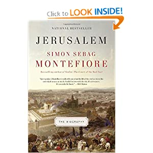 Jerusalem: The Biography (Vintage) by Simon Sebag Montefiore