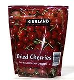 #1: Kirkland Signature Dried Cherries 20oz. Resealable Bag
