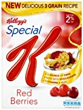 Kellogg's Special K Red Berries Cereal 320 g (Pack of 3)