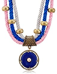 ConfusionFA Multi-strand Necklace For Women (Gold) (N-672)