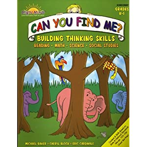 Can you find me building thinking skills in reading for Find me a builder