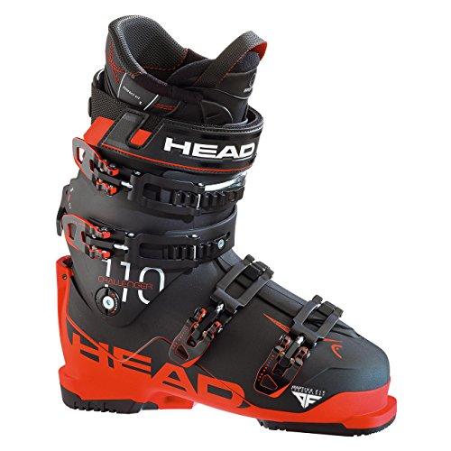 Skischuh Skistiefel Head Challenger 110 MP 305 Gr. 46,5 Black/Red Ski + Hike NEU