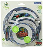 The First Years Disney/Pixar Cars 4 Piece Feeding Set, Patterns May Vary Reviews